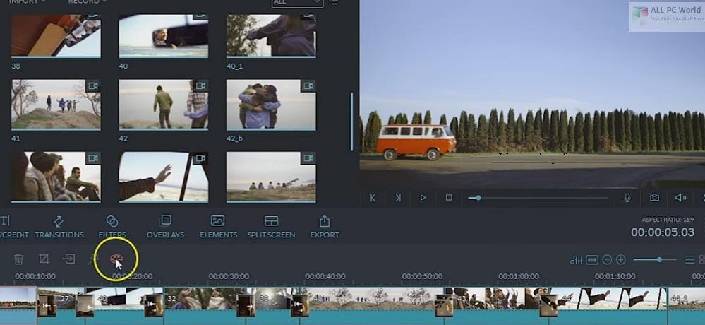Wondershare Filmora 10.0