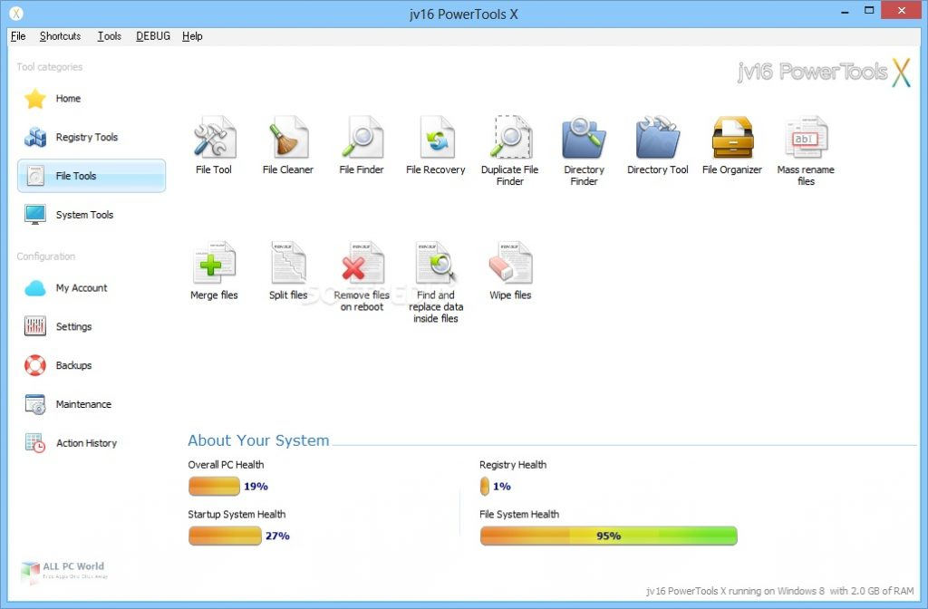 jv16 PowerTools 5.0 Direct Download Link
