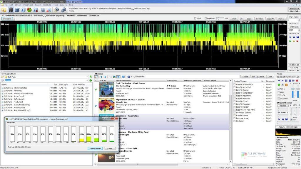 3delite MP4 Stream Editor 3.4 Direct Download Link