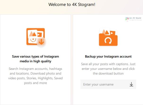 4K Stogram 3.3 Free Download