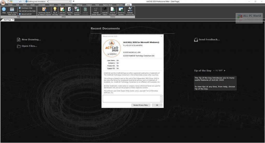 ActCAD Professional 2021 Download