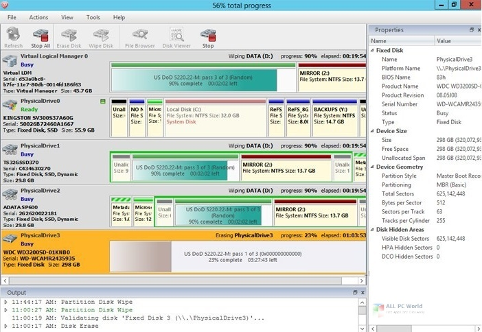 Active KillDisk Ultimate 13.0.5 Free Download