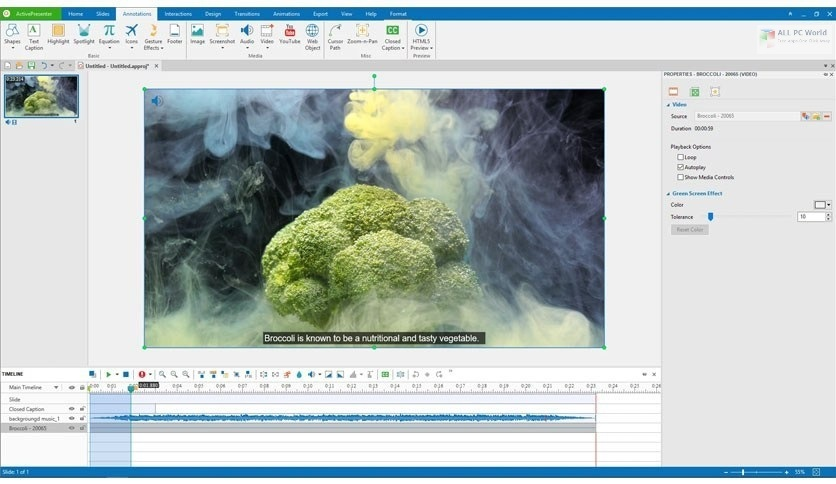 ActivePresenter Professional Edition 2020 Direct Download Link