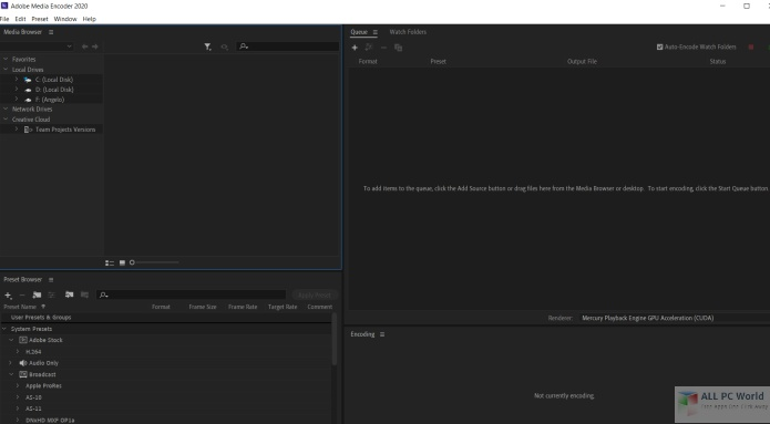 Adobe Media Encoder 2020 v14.6 Download