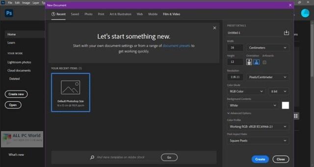 Adobe Photoshop CC 2021 v22.0.1 Download
