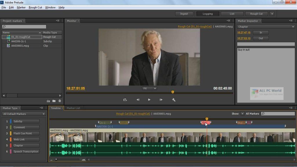Adobe Prelude CC 2020 v9.0.2 Full Version Download