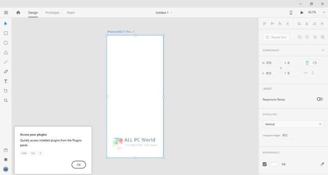 Adobe XD CC 2020 v35.1 Direct Download Link