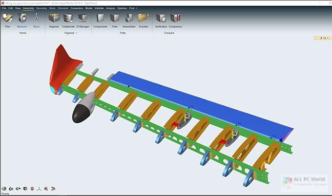 Altair HyperWorks 2020 Setup