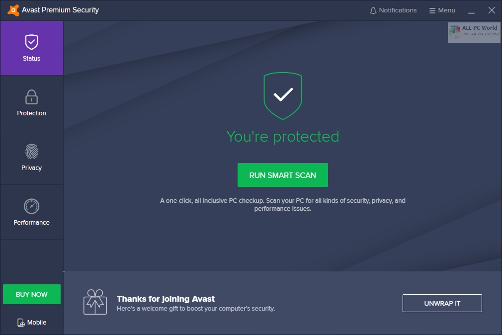 Avast Premium Security 20.10 Direct Download Link