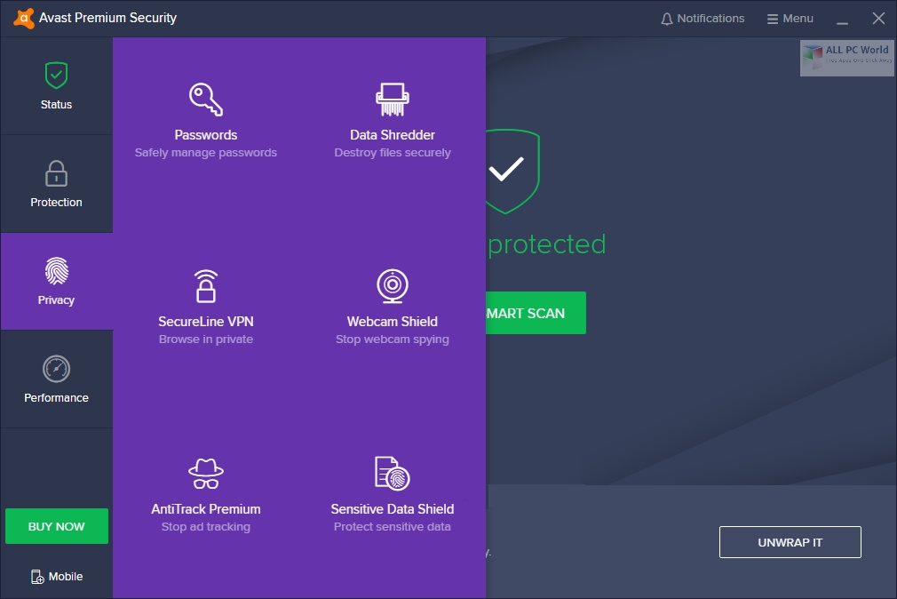 Avast Premium Security 20.10 Full Version Download AllPCWorld