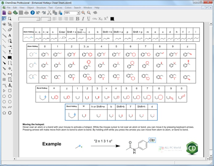 ChemOffice Professional Suite 2020 v20.0 Free Download