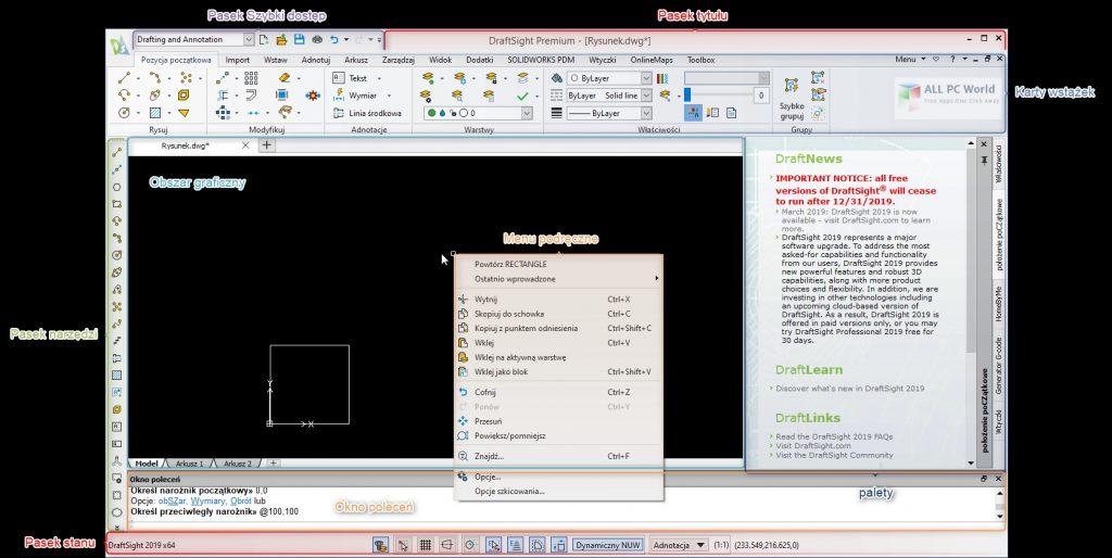 DS DraftSight Enterprise Plus 2020 SP4 Free Download