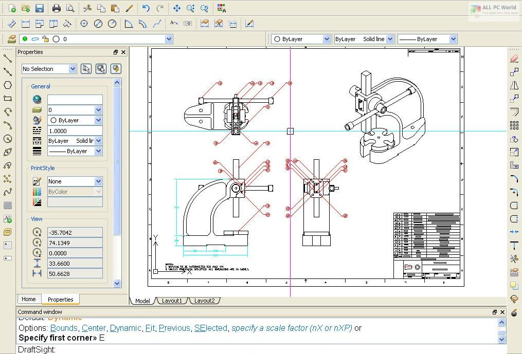DS DraftSight Enterprise Plus 2020 SP4 One-Click Download