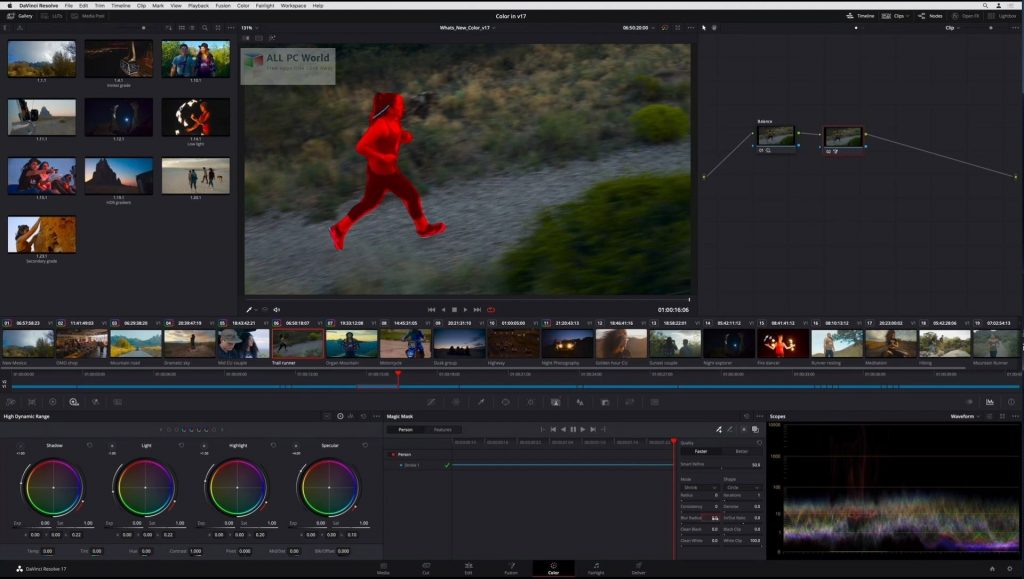 DaVinci Resolve Studio 17.0 Full Version Download