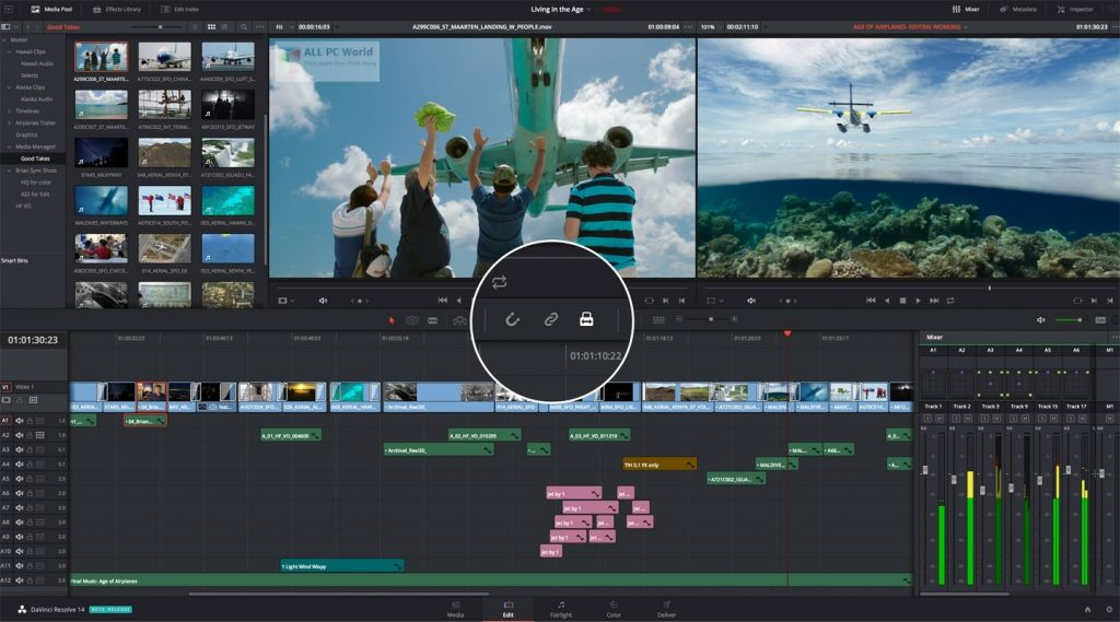 DaVinci Resolve Studio 17.0 for Windows