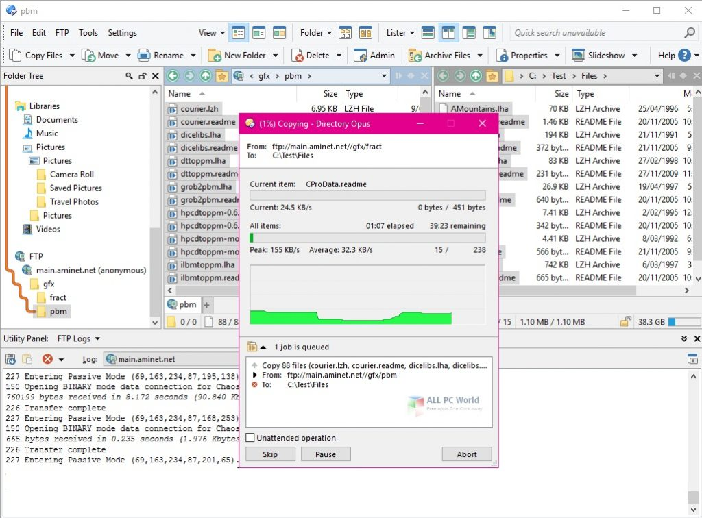 Directory Opus Pro 12.22 One-Click Download