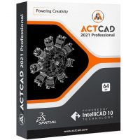 Download ActCAD Professional 2021