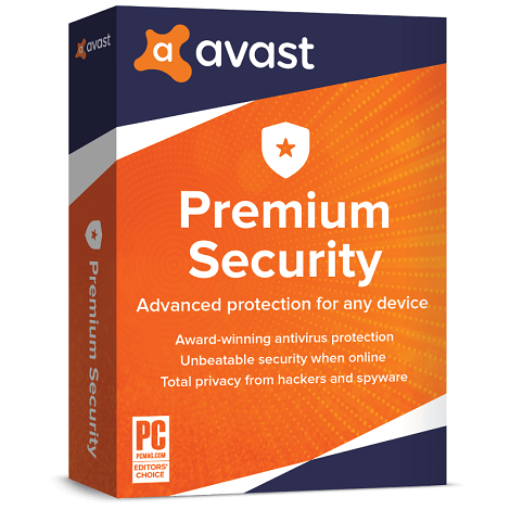 Download Avast Premium Security 20.9
