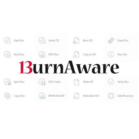 Download BurnAware Professional 13.9