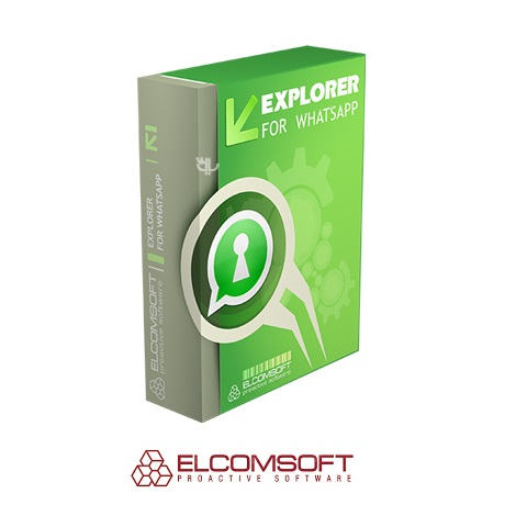 Download Elcomsoft Explorer For WhatsApp Forensic Edition 2.76