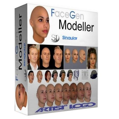 Download FaceGen Artist Pro 3.6