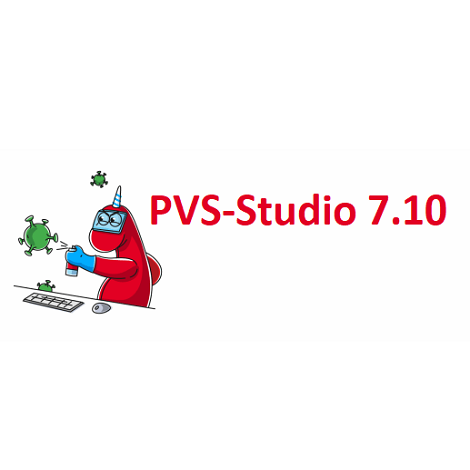 Download PVS-Studio 7.10