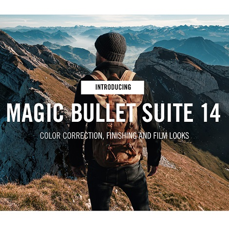 Download Red Giant Magic Bullet Suite 14.0