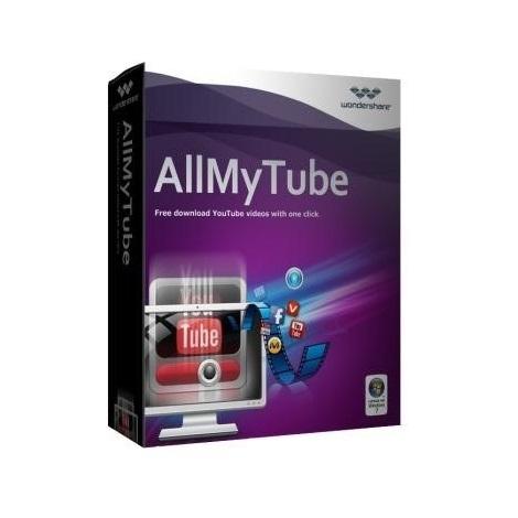 Download Wondershare AllMyTube 7.4.9