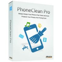 Download imobie PhoneClean Pro 5.6