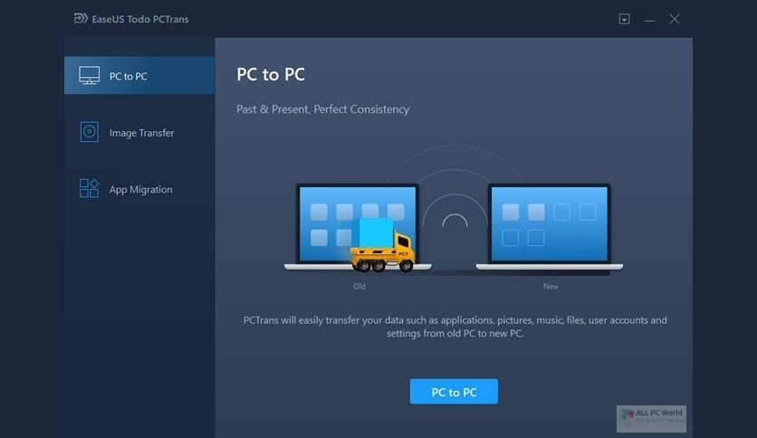 Todo PCTrans Technician 12 Free Download