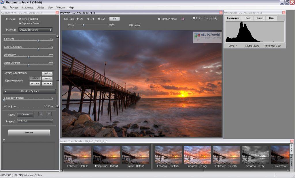 HDRsoft Photomatix Pro 2020 v6.2.1