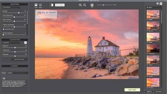 HDRsoft Photomatix Pro 6.2.1 Direct Download Link