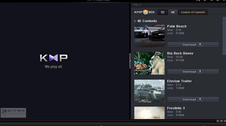 KMPlayer 2020 Full Version Download