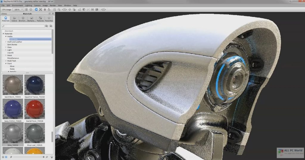 Luxion KeyShot Pro 10 for Windows