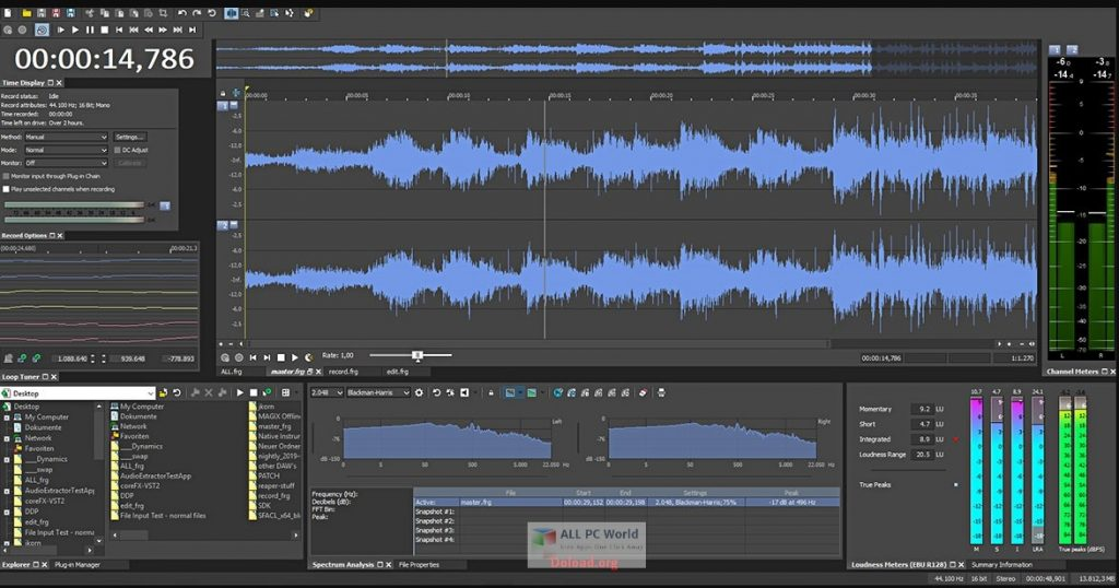 Magix Samplitude Music Studio 2021 v26.1
