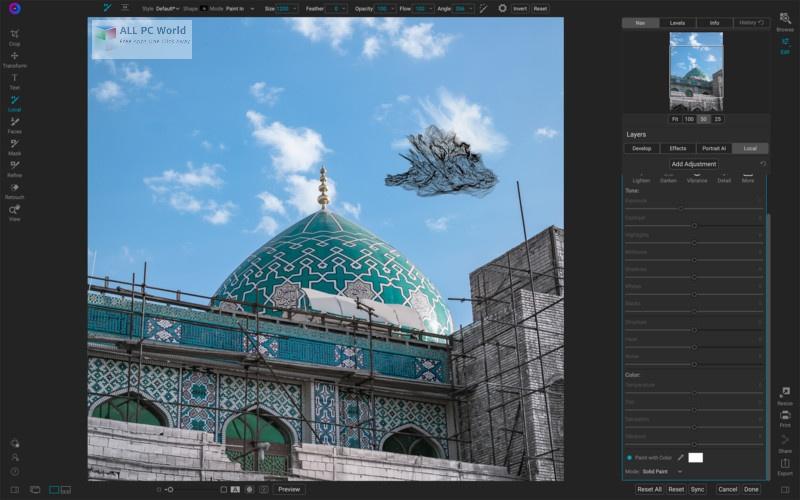 ON1 Photo RAW 2021 v15.0 Full Version Download