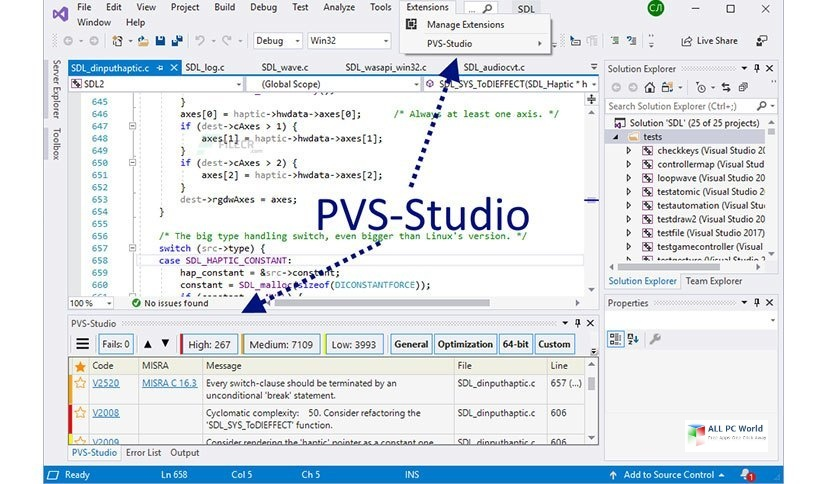 PVS-Studio 7.11 Free Download