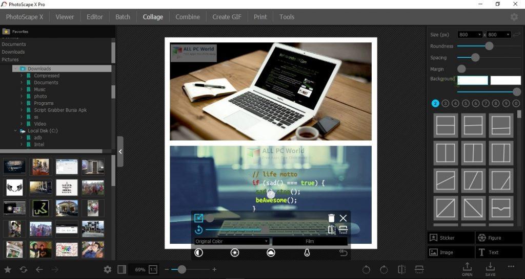 PhotoScape X Pro 4.0