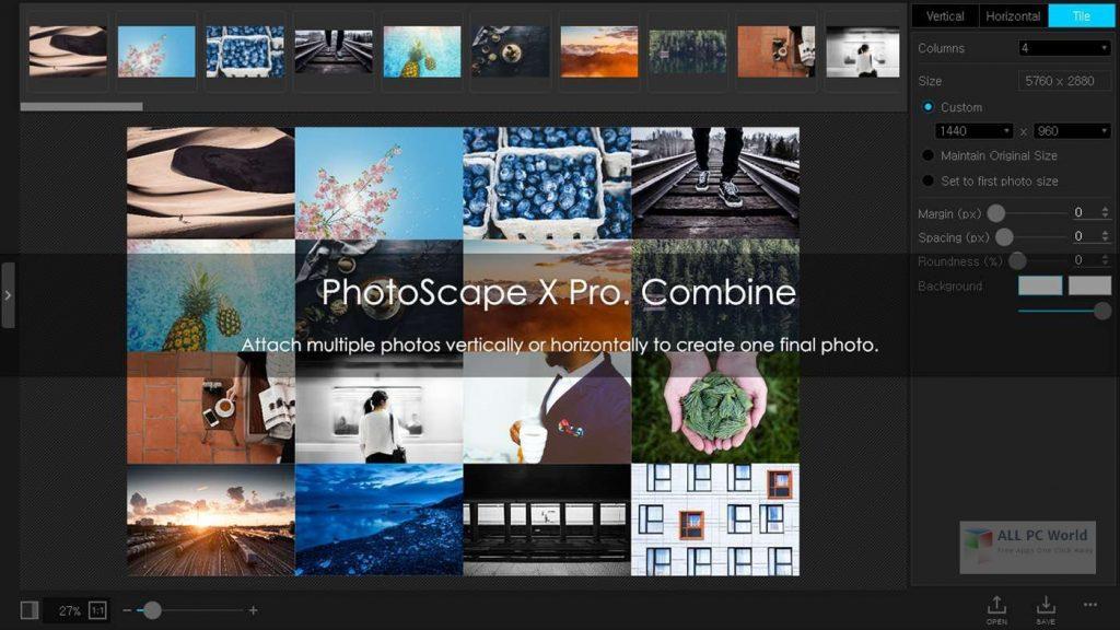 PhotoScape X Pro 4.0 One-Click Download