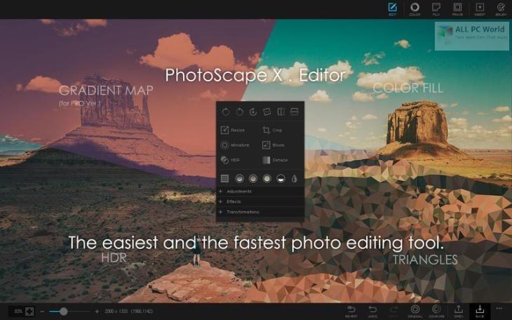 PhotoScape X Pro 4.1 for Windows