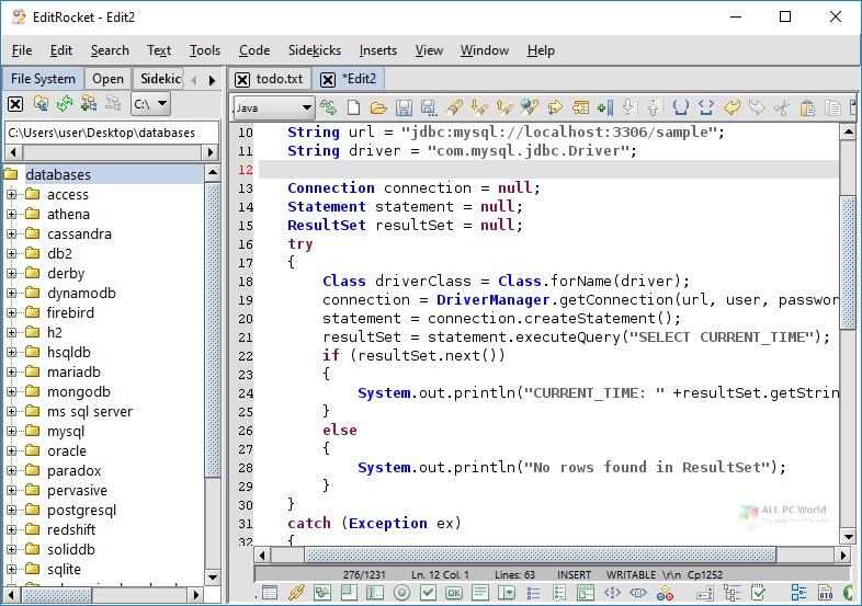 Richardson Software EditRocket 4.5.7 Direct Download Link