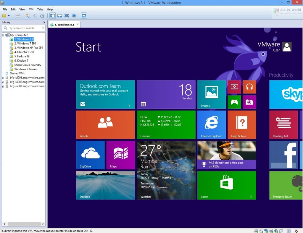 VMware Workstation Pro 16.1 Direct Download Link