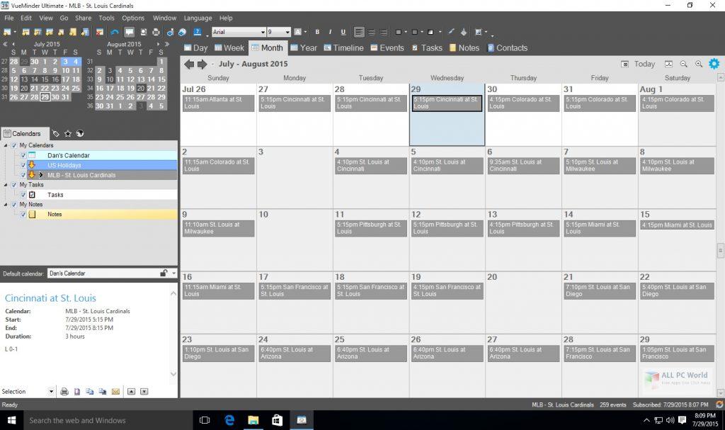 VueMinder Ultimate 2020 Download