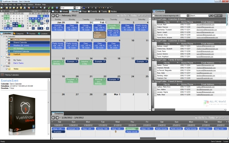 VueMinder Ultimate 2020 Full Version Download