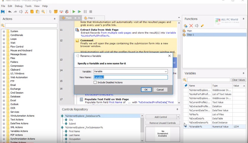 WinAutomation Professional Plus 9.2 Direct Download Link