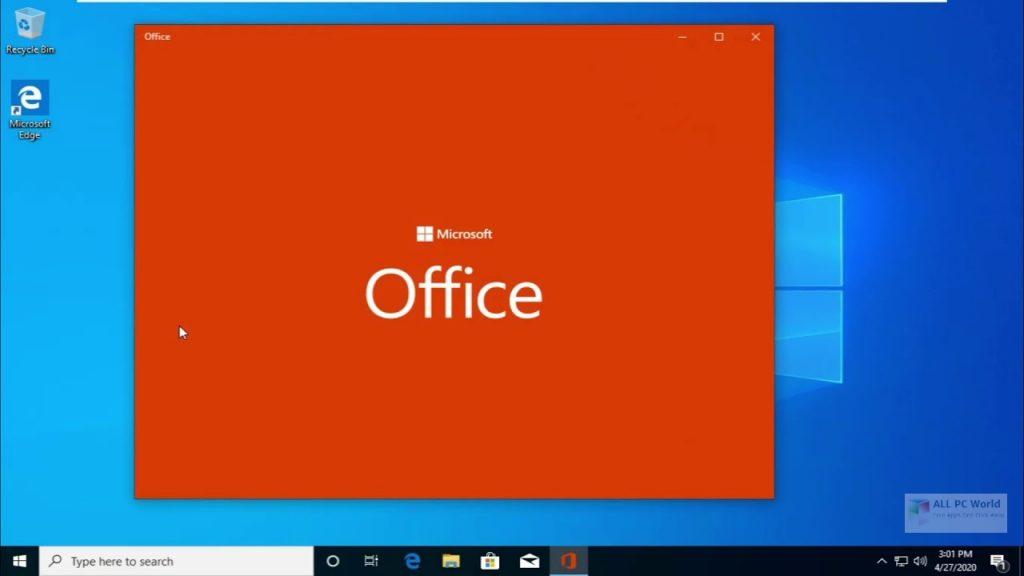 Windows 10 x64 Pro incl Office 2019 November 2020