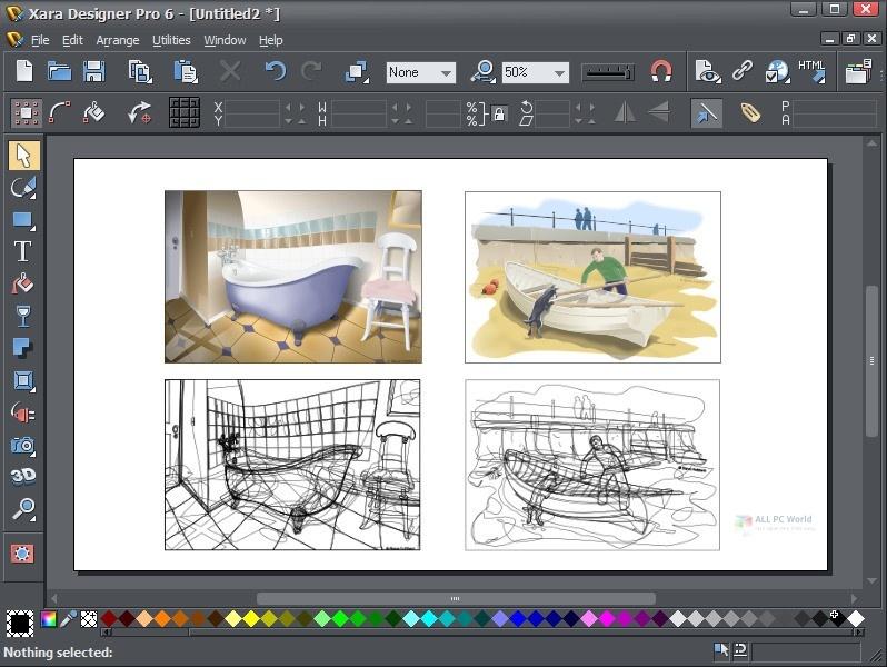 Xara Designer Pro Plus 20.7 Direct Download Link