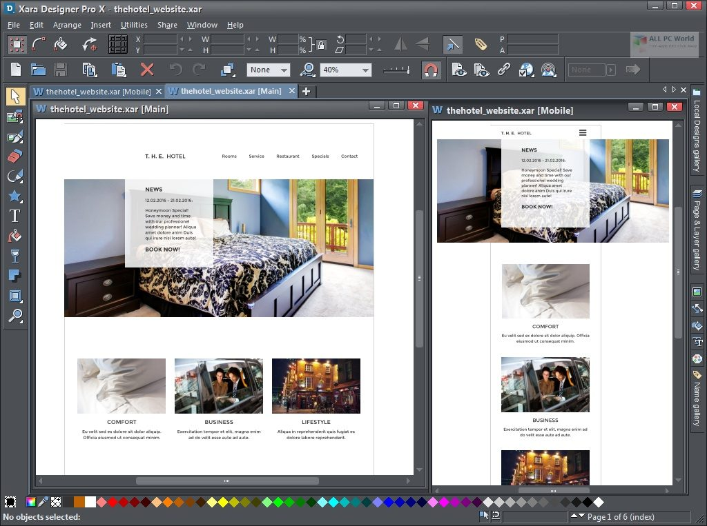 Xara Designer Pro Plus 20.4 Full Version Download