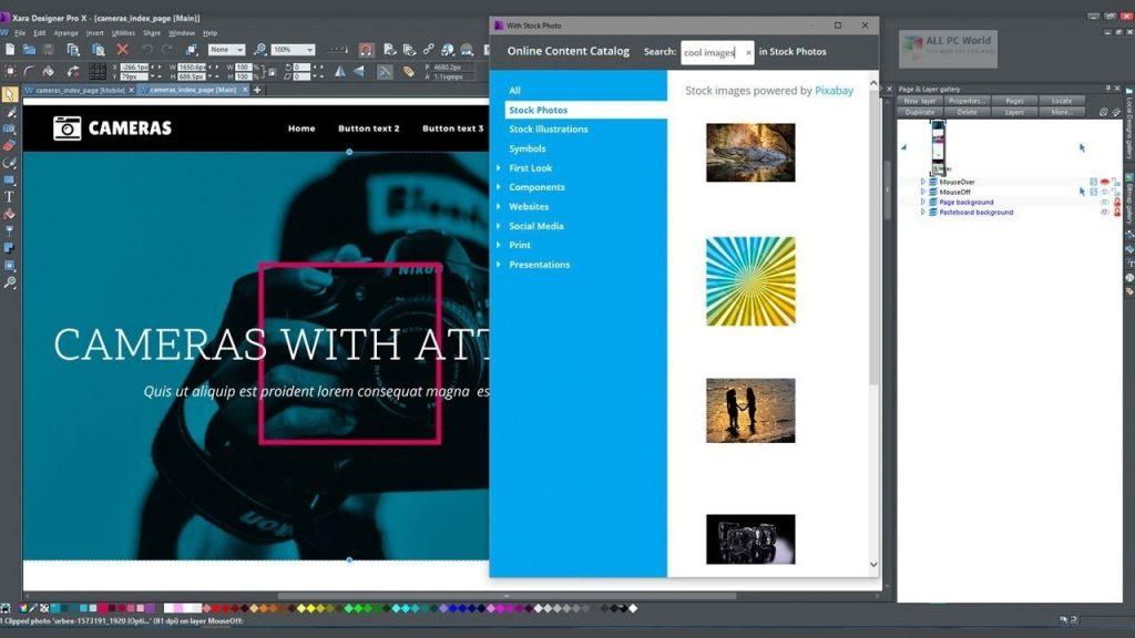 Xara Designer Pro Plus 20.4 One-Click Download