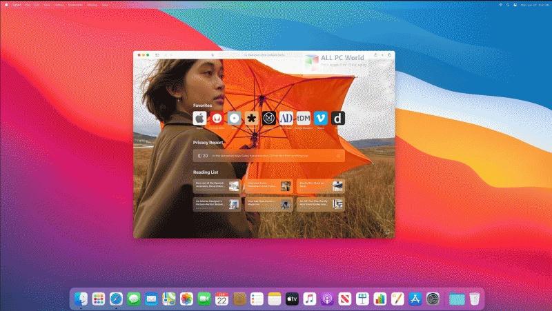 macOS Big Sur 11.1 (20B29)